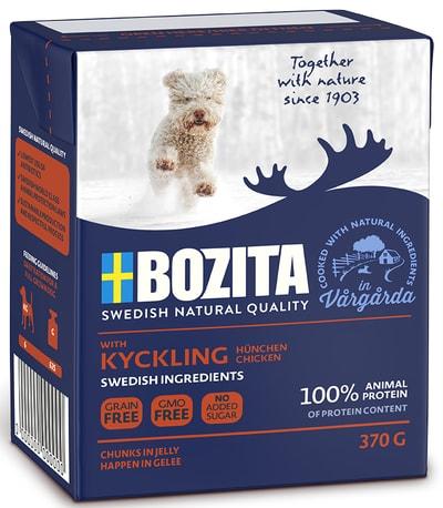 karma dla psa Bozita