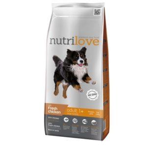 karma dla psa Nutrilove