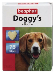 Witaminy dla psa EUROWET LESPEWET 30 TABL