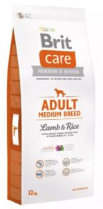 Brit Care Adult Medium Breed Lamb Rice