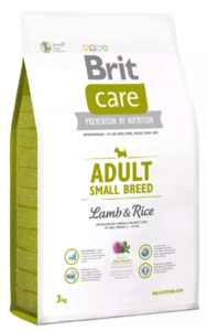 Brit Care Adult Small Breed Lamb Rice