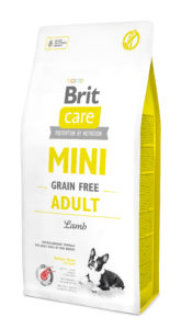 Brit Care Mini Grain-Free Adult Lamb