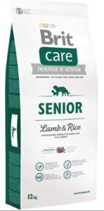 Brit Care Senior All Breed Lamb Rice
