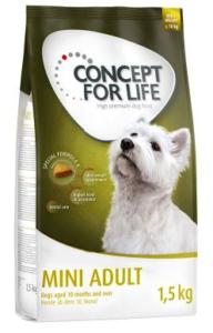 Concept for Life Mini Adult - jaka karma dla buldoga francuskiego