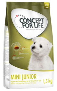 Concept for Life Mini Junior - buldog francuski karma