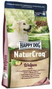 Tania karma HAPPY DOG NATURCROQ WELPEN 1KG