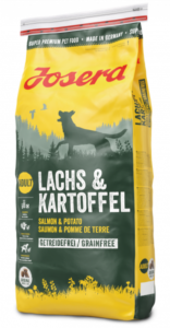 JOSERA Lachs & Kartoffel