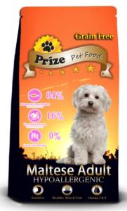 Najlepsza karma dla maltańczyka - Prize Maltese Adult Lamb