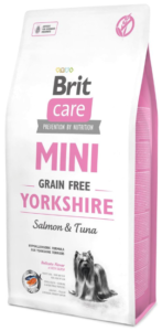 Karma dla Yorka - Brit Care Mini Grain-Free Yorkshire