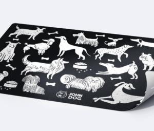podkładki pod miskę dla psa